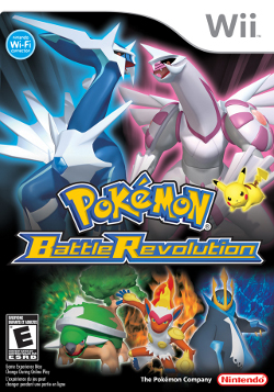 Pokemon Battle Revolution OST