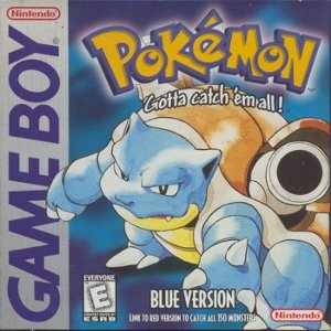 Pokemon Blue, Red & Yellow