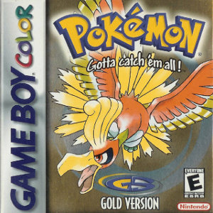 Pokemon Gold & Silver