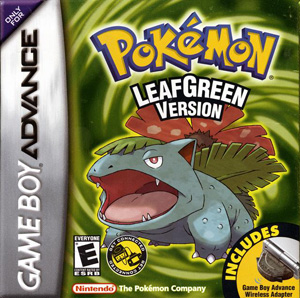 Pokemon LeafGreen OST