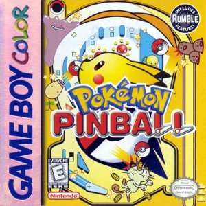 Pokemon Pinball