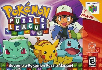 Pokmeon Puzzle League OST