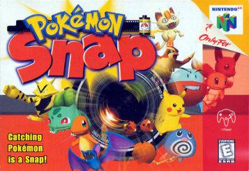Pokemon Snap OST