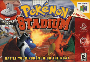 Pokemon Stadium OST