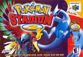 Pokemon Stadium 2 OST