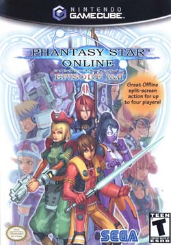 Phantasy Star Online Episode 1 & 2