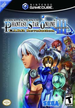 Phantasy Star Episode 3 Card Revolution OST