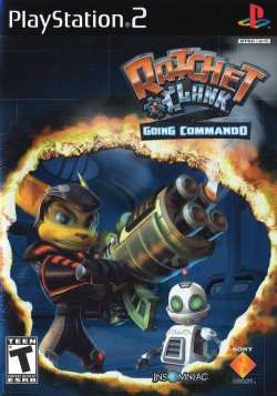 Ratchet & Clank: Going COmmando OST