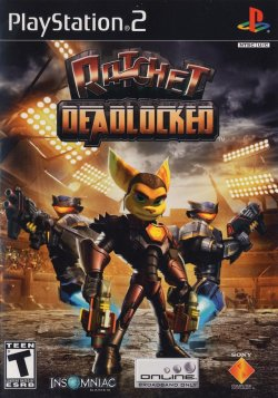 Ratchet: Deadlocked
