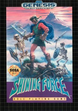 Shining Force OST