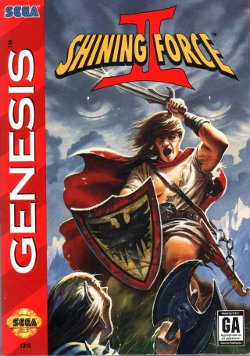 Shining Force 2 OST