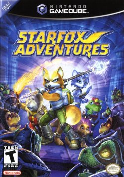 Star Fox Adventures OST