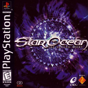 Star Ocean: The Second Story OST