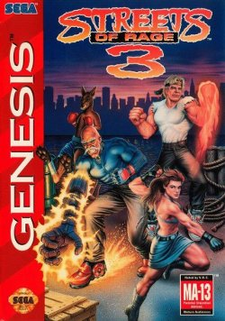Streets of Rage 3 OST