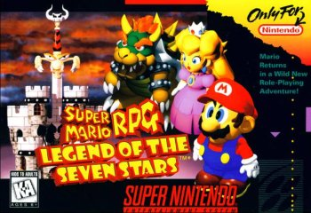 Super Mario RPG: Legend of the Seven Stars OST