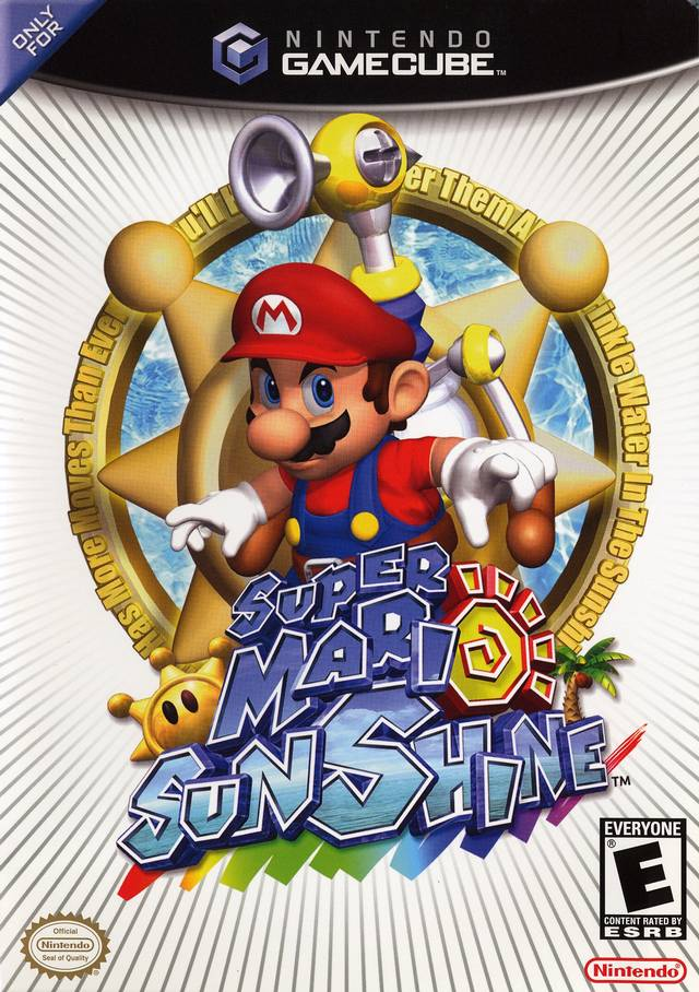 Super Mario Sunshine OST