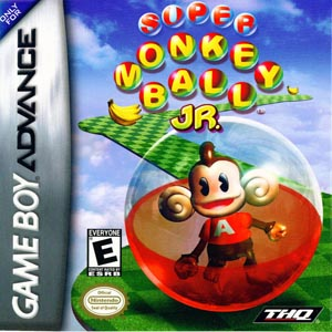 Super Monkey Ball Jr.