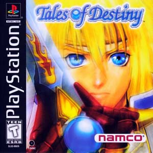 Tales of Destiny OST