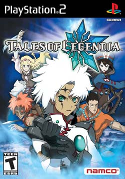 Tales of Legendia OST