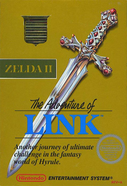 The Legend of Zelda The Adventures of Link OST