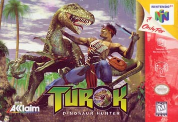 Turok: Dinosaur Hunter OST