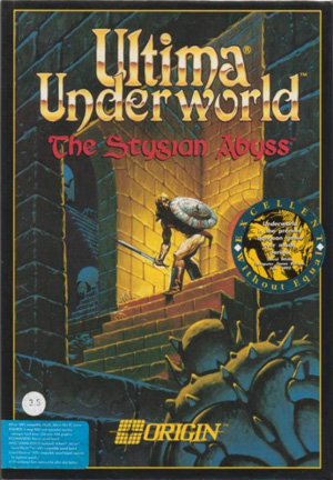 Ultima Underworld: The Stygian Abyss
