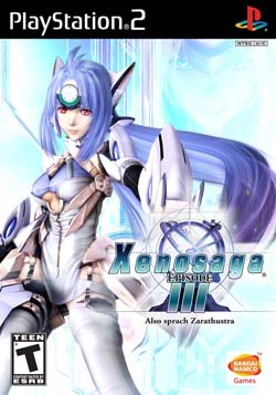 Xenosaga Episode 3: Also sprach Zarathustra
