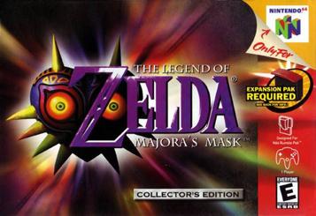 Zelda Majoras Mask OST